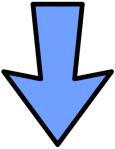 arrow-blue-outline-down