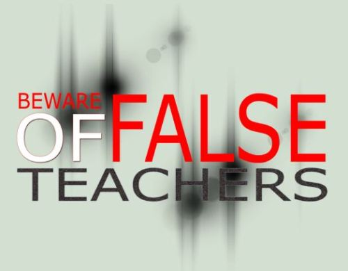 false-teachers