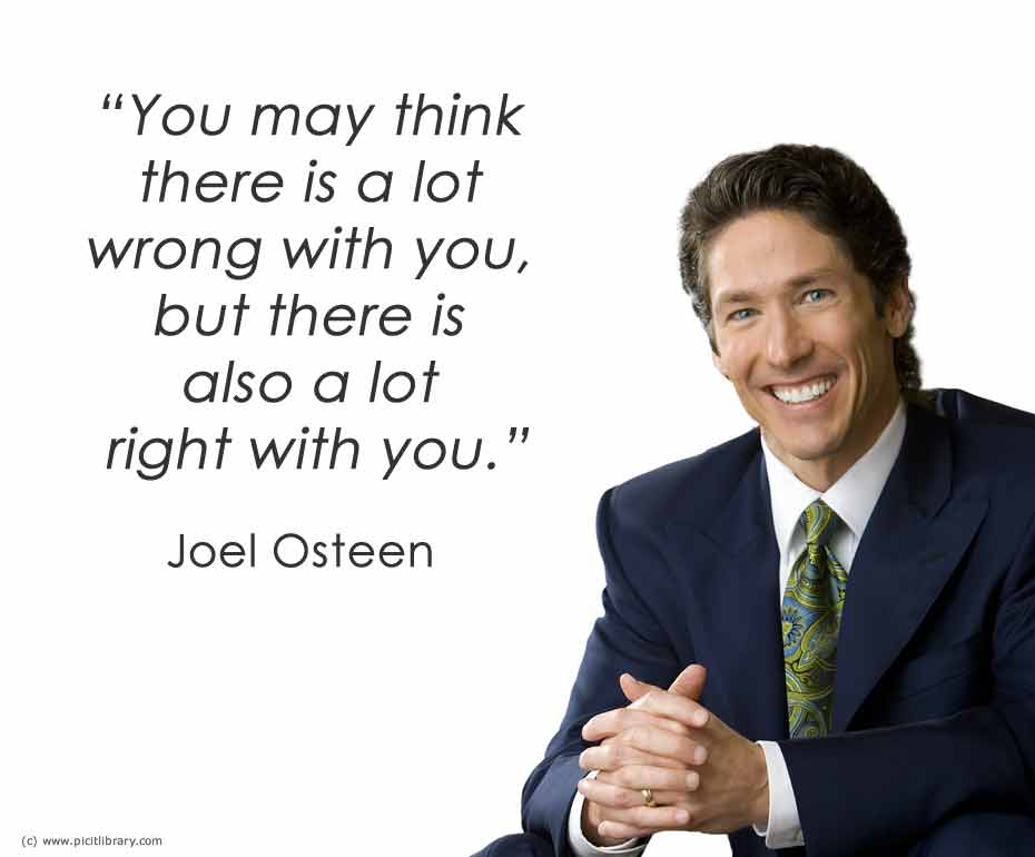 Joel Osteen S New Age Life Now By Brannon Howse The Word On The