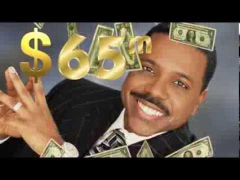 creflo dollar jet