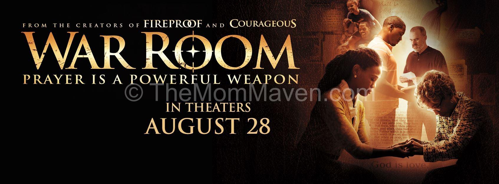 War Room Movie Cast