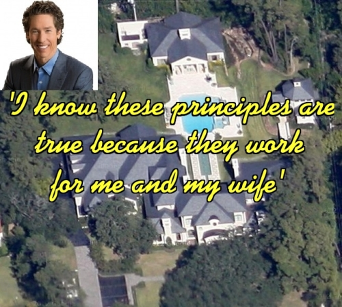 joel osteen these priciples are true